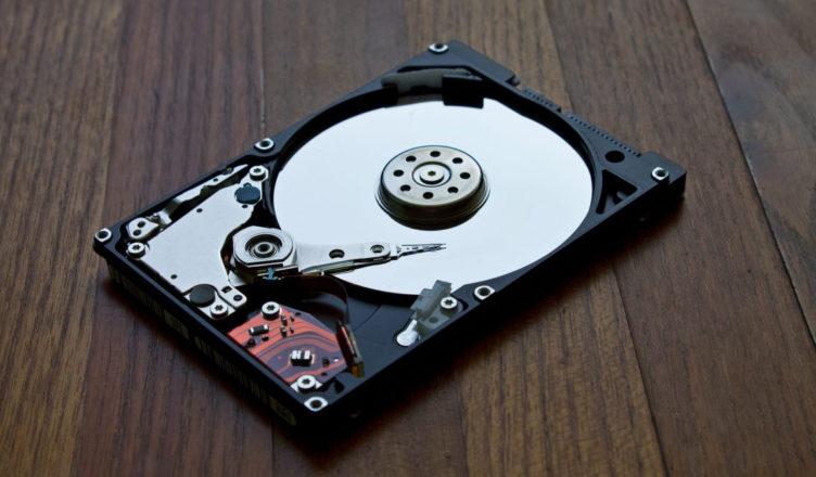 hard disk nedir