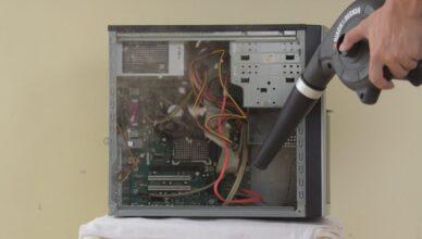 bilgisayar kasası temizleme